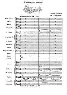 Sadko. Musikalische Gemälde, Op.5: Vollpartitur by Nikolai Rimsky-Korsakov