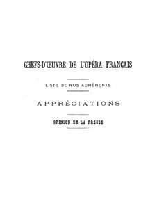 Phaëton, LWV61: Klavierauszug mit Singstimmen by Jean-Baptiste Lully