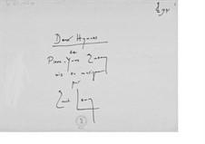 Zwei Hymnen von Pierre-Yves Emery: Zwei Hymnen von Pierre-Yves Emery by Ernst Levy