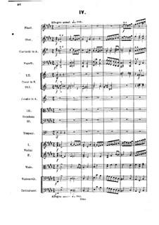 Sinfonie Nr.1 in e-Moll, Op.1: Teil IV by Nikolai Rimsky-Korsakov