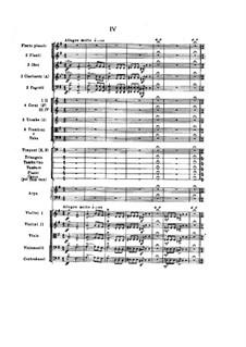 Scheherazade, Op.35: Teil IV by Nikolai Rimsky-Korsakov