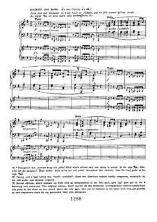 Fragmente: Teil II, für zwei Klaviere, vierhändig by Ludwig van Beethoven