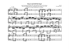 Carl Orff Competition 2019 Mozart und Orff für Orgel, Op.59: Carl Orff Competition 2019 Mozart und Orff für Orgel by Jürgen Pfaffenberger