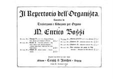 Siciliana in f-Moll: Siciliana in f-Moll by Giovanni Battista Martini