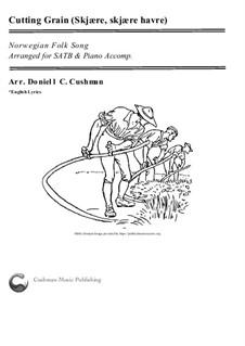Cutting Grain (Skjaere, skjaere havre): Cutting Grain (Skjaere, skjaere havre) by folklore