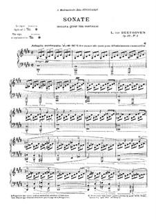 Alle Teile: Für einen Interpreten by Ludwig van Beethoven