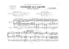 Orgelwerke. Zweite Sammlung: Buch II by Jules Grison