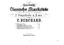 Konzert für Violine, Cello, Klavier und Orchester, Op.56: Rondo alla polacca, für zwei Klaviere, achthändig – Klavierstimme II by Ludwig van Beethoven