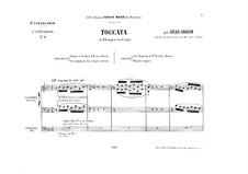 Orgelwerke. Zweite Sammlung: Buch V by Jules Grison