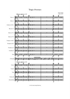 Tragic Overture: Tragic Overture by Jordan Grigg