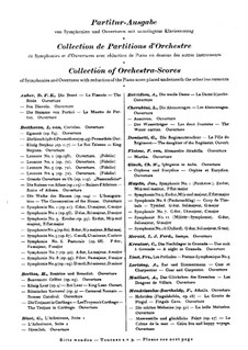 Sinfonie Nr.8 in h-Moll 'Unvollendete', D.759: Teil I by Franz Schubert
