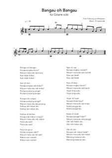 Bangau oh Bangau: Bangau oh Bangau by folklore