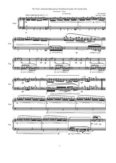28 Sonatinas: No.24 No! Now! antiautoritären ponys 'Insouciante - Vision', MVWV 1294 by Maurice Verheul