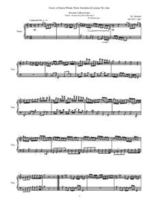 28 Sonatinas: No.9 Soon a Finnier Pinata Noon; Sonatine Adhocratique 'Facile - Humoristica (Divertimento)', MVWV 1280 by Maurice Verheul