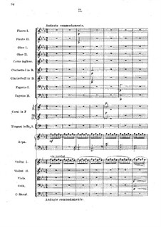 Synfonie Nr.1 in g-Moll: Teil II by Wassili Kalinnikow
