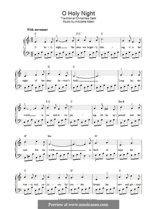 Piano version: Für einen Interpreten by Adolphe Adam