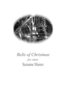 Bells of Christmas: Bells of Christmas by Suzanne Munro