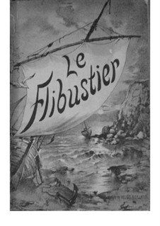 Le Flibustier (By the Sea): Klavierauszug mit Singstimmen by César Cui
