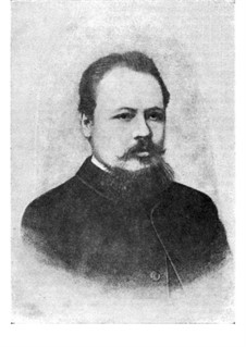 Aus der Apokalypse, Op.66: Stimmen by Anatoli Ljadow
