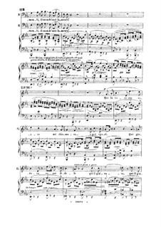 I puritani (The Puritans): Qui la voce sua soave... Vien, diletto. Aria for Soprano (Elvira) by Vincenzo Bellini