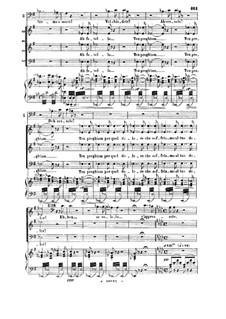 I puritani (The Puritans): Cinta di fiori. Aria for Bass (Sir Giorgio Walton) by Vincenzo Bellini