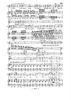 I puritani (The Puritans): Vieni fra queste braccia. Aria for tenor (Arturo) by Vincenzo Bellini