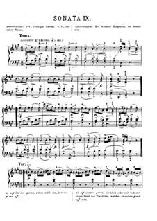Vollständiger Sonate: Für einen Interpreten by Wolfgang Amadeus Mozart