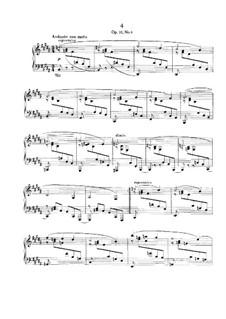 Vier Balladen, Op.10: Ballade No.4 by Johannes Brahms