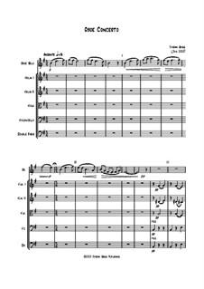 Oboe Concerto: Oboe Concerto by Jordan Grigg