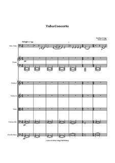 Tuba Concerto: Tuba Concerto by Jordan Grigg