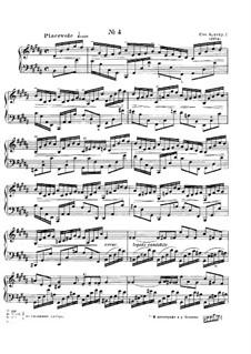 Zwölf Etüden, Op.8: Etüde Nr.4 by Alexander Skrjabin