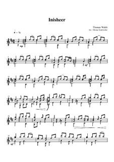 Inisheer: Für Gitarre by folklore