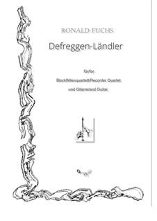 Defreggen-Ländler: Defreggen-Ländler by Ronald Fuchs