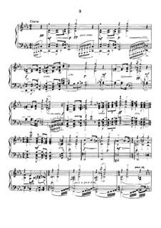 Etudes-tableaux, Op.33: No.3 in C Minor by Sergei Rachmaninoff