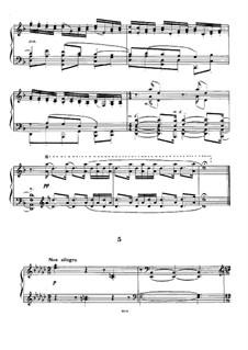 Etudes-tableaux, Op.33: No.5 in E Flat Minor by Sergei Rachmaninoff