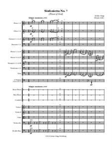 Sinfonietta No.7 (Power of God): Sinfonietta No.7 (Power of God) by Jordan Grigg