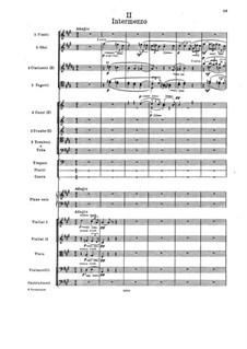 Klavierkonzert Nr.3 in d-Moll, Op.30: Teil II by Sergei Rachmaninoff