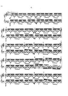 Six Moments Musicaux, Op.16: Nr.6 by Sergei Rachmaninoff