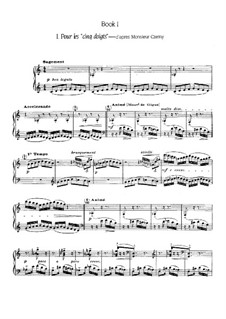 Etüden, L.136: Book I, No.1-6 by Claude Debussy