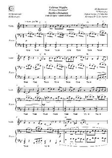Fragmente: Marfa's divination by Modest Mussorgski