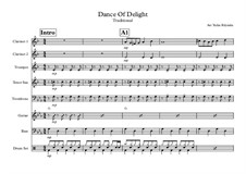 Dance of Delight: Dance of Delight by folklore