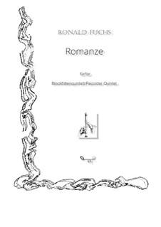 Romanze: Romanze by Ronald Fuchs