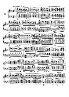 Nr.11 in Es-Dur: Für Klavier by Frédéric Chopin