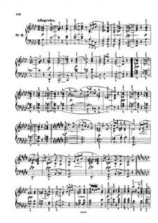 Sechs musikalische Momente, D.780 Op.94: Musikalischer Moment Nr.6 by Franz Schubert
