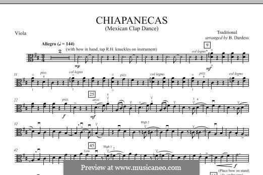 Chiapanecas: Violastimme by folklore
