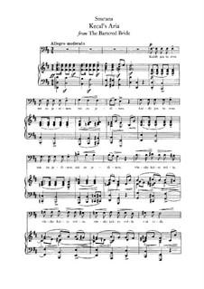 Kecal's Aria: Kecal's Aria by Bedřich Smetana