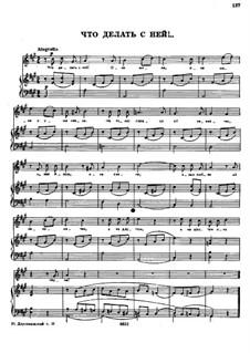 Songs and Romances (Book II): No.46 by Alexander Sergeyevich Dargomyschski