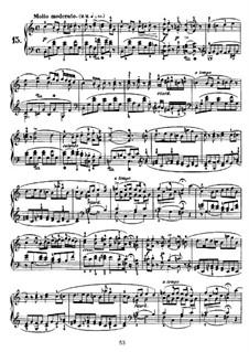 Nocturnes für Klavier: Nocturne Nr.15 by John Field