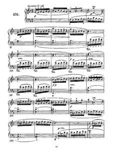 Sonate Nr.170 in F-Dur, K.349 L.170 P.452: Für Klavier by Domenico Scarlatti