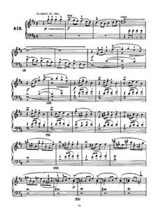 Sonate Nr.418 in D-Dur, K.443 L.418 P.376: Für Klavier by Domenico Scarlatti